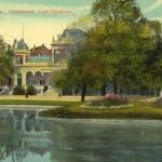 Ansichtkaart Vondelpark