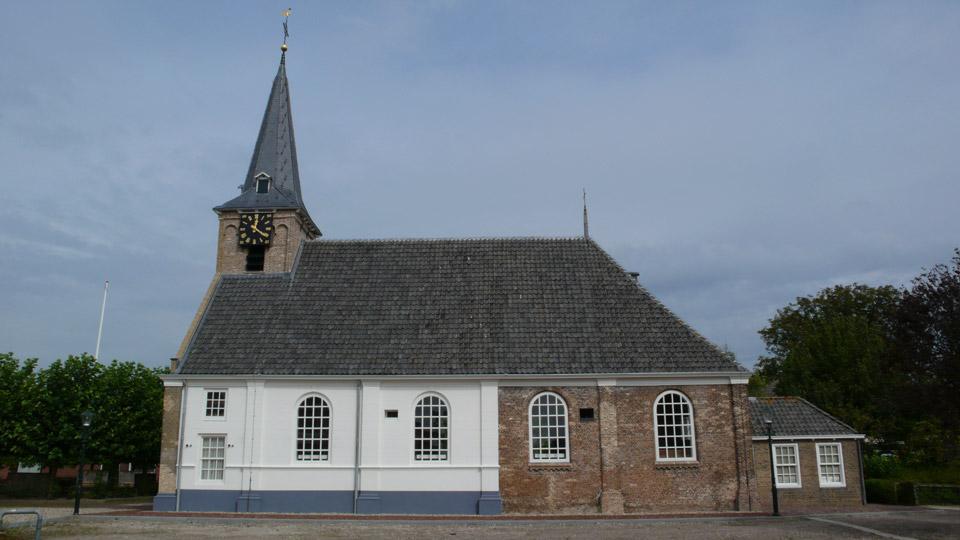 NH kerk Goudswaard