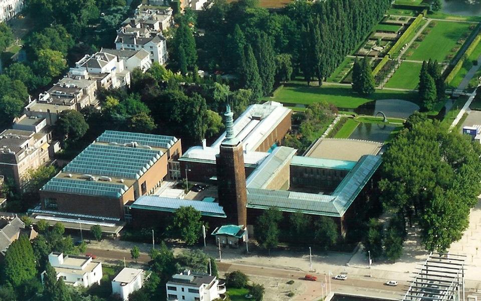 museum boijmans van beuningen restauratie Walraad architecten