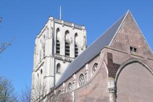 Catharijnekerk Brielle restauratie onderhoud Walraad architecten RCE