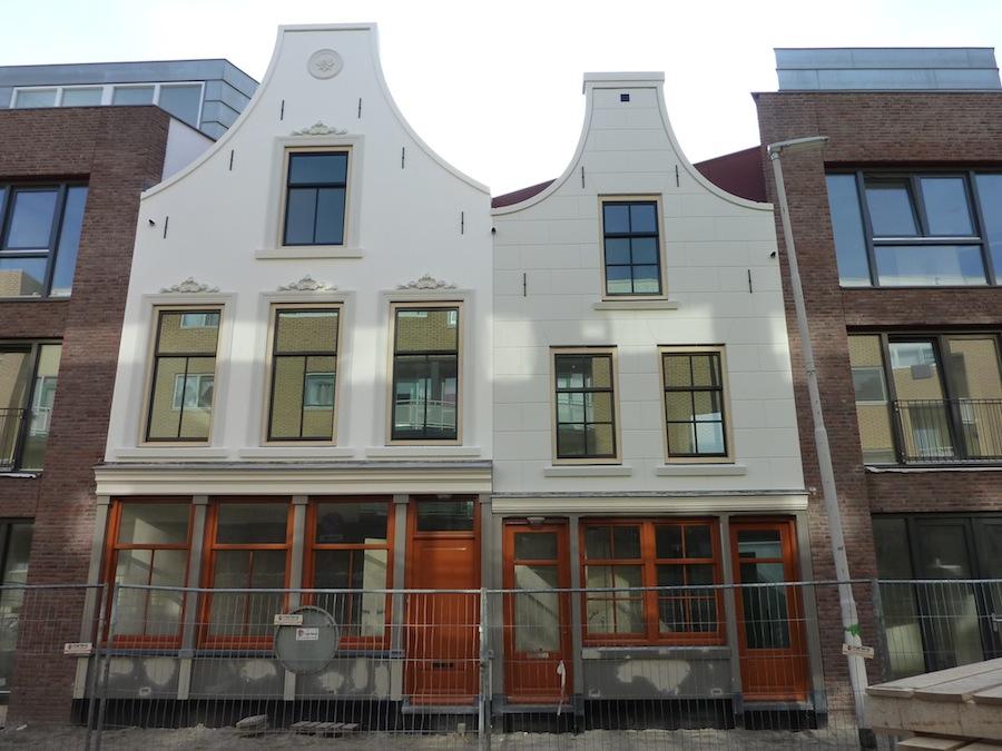 Havenstraat 157 Havenstraat 159 Delfshaven Rotterdam Walraad reconstructie