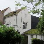 Catharinastraat Achterstraat Goedereede Walraad architecten restauratie