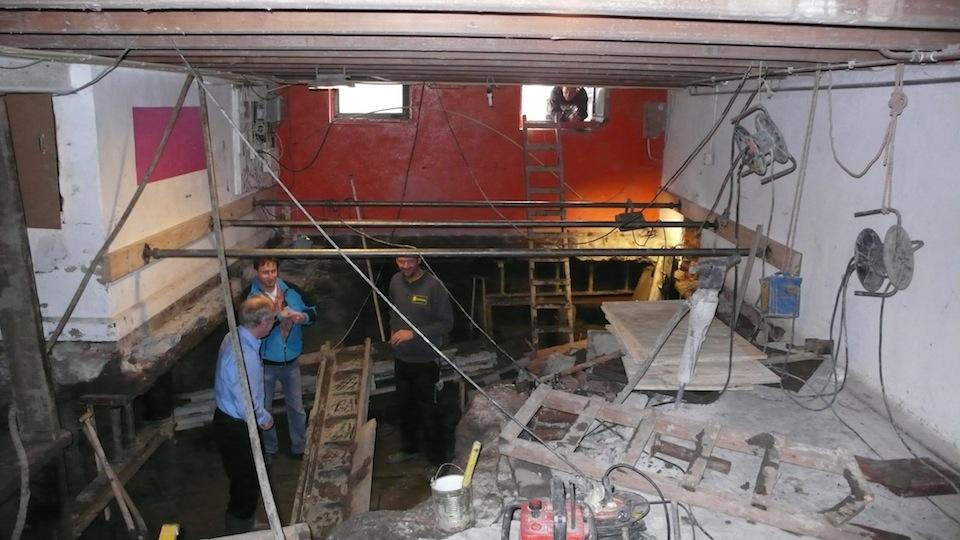 Walenburgerweg Rotterdam funderingsherstel Walraad architecten restauratie renovatie onderhoud