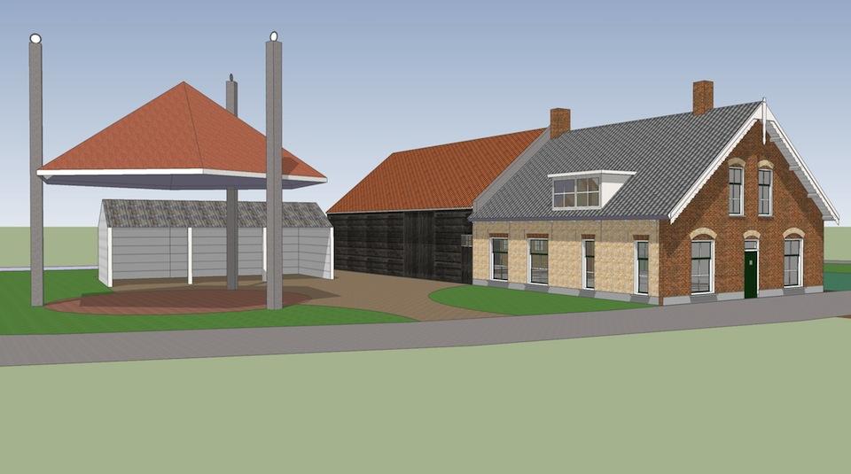 Onderzoek boerderij Oostdorp Poortugaal | Walraad Architecten