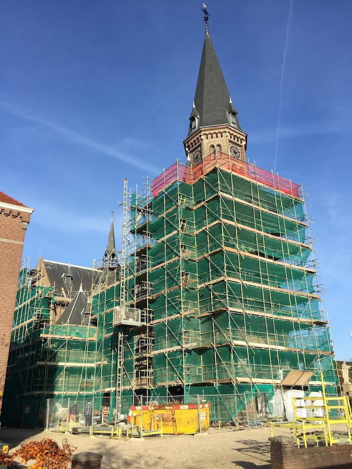 Kerk brim Reeuwijk Walraad RCE toren