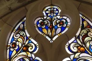 Detail Coppelstockraam interieur